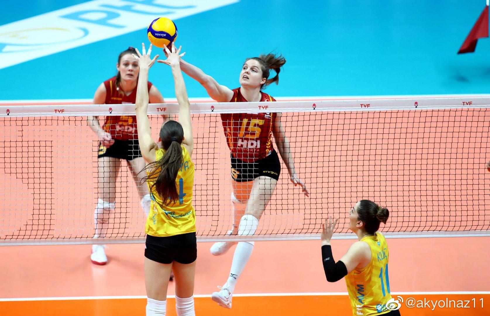 2019-2020赛季土耳其女排联赛第十八轮