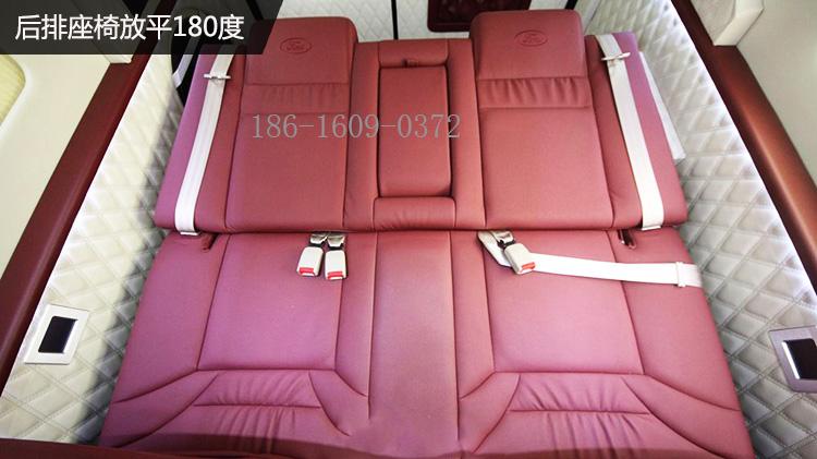 智汇舒车房车俱乐部-福特E350奢华商务房车 明星同款保姆车