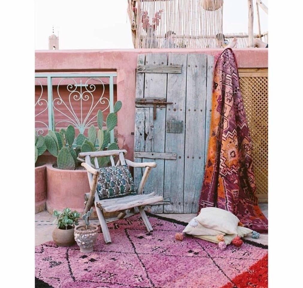 摩洛哥马拉喀什秘密花园