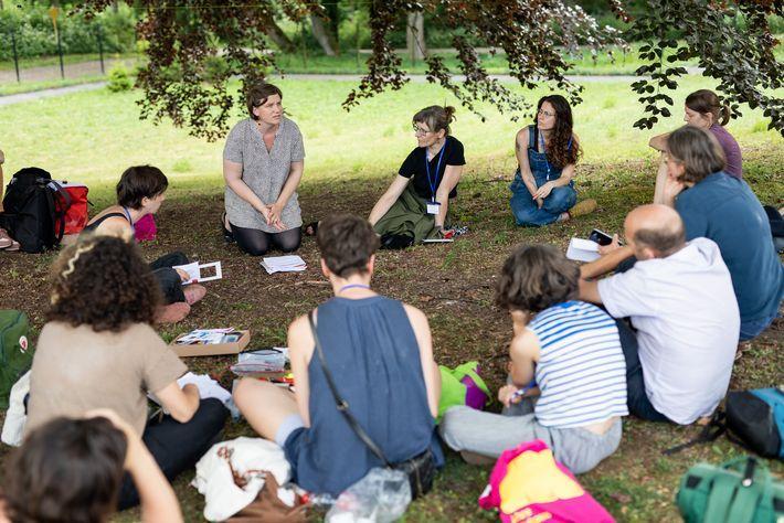 如何把包豪斯的主题带给年轻人和孩子们?在柏林、魏玛和德绍