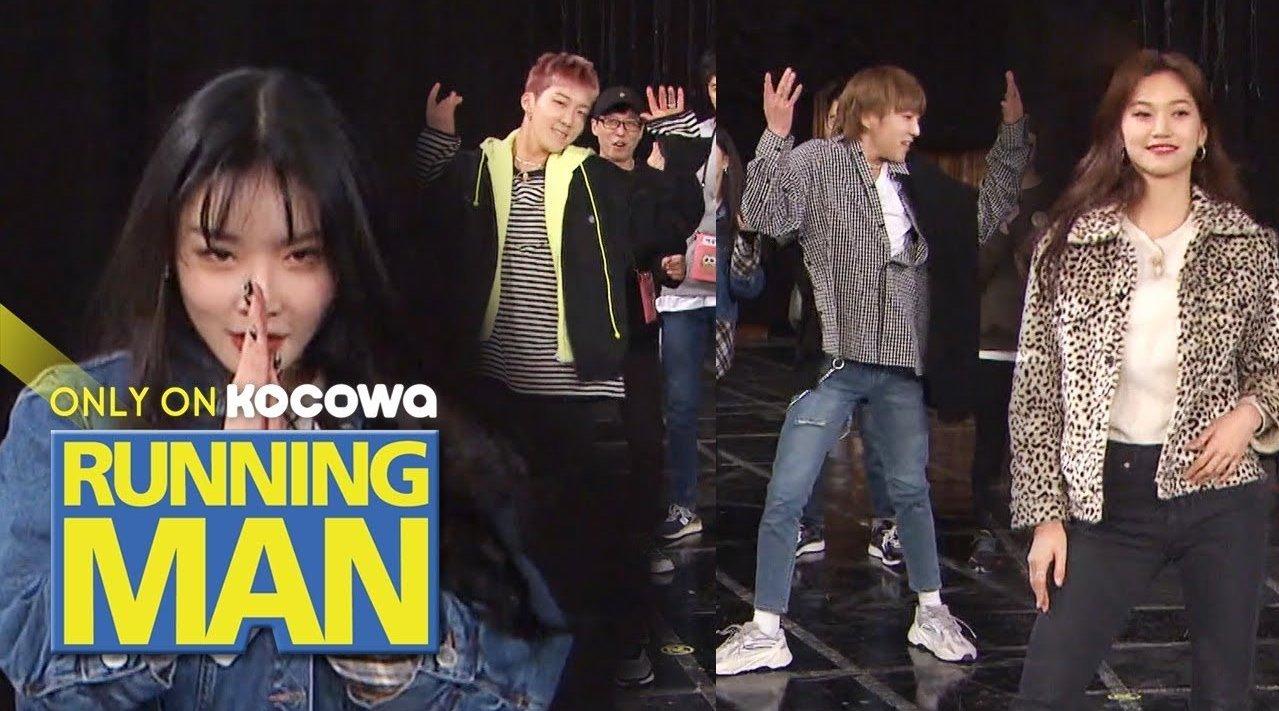 Running Man斗舞时刻 Chung Ha-s Gotta Go + WINNER-s Millions + Do