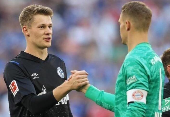 德媒:拜仁出于尊重诺伊尔,已经告知他们对努贝尔的兴趣