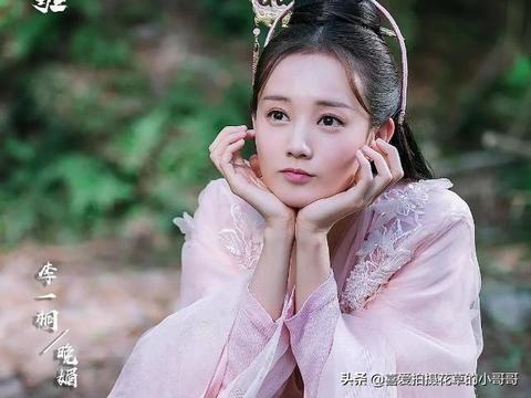 陆毅CP李一桐《只为那一刻与你相见》,你期待她和陆毅这部剧吗?