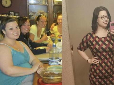 女子重达200斤,花10万成功减肥,如今做梦都想要重新变胖