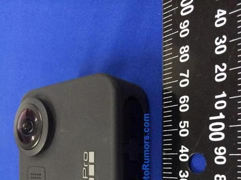 GoPro新机器图像曝光,120帧4K。
