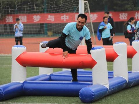 """做自己健康的""""责任人"""" 2019北京市民体质促进项目挑战赛开赛"""