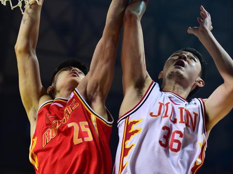 篮球丨CBA常规赛:吉林九台农商银行胜八一南昌