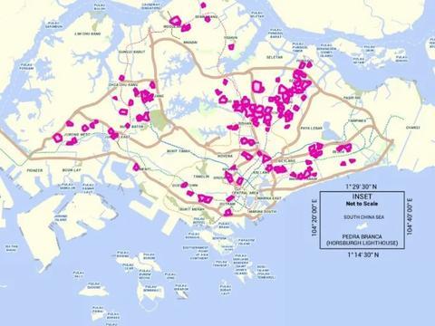 骨痛热肆虐!新加坡2894人中招,全岛25个地区拉红色警戒