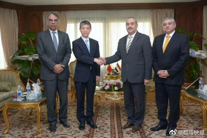 埃及航空公司宣布将于2月27日恢复飞华航班