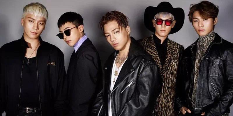 BIGBANG第一次以4人团体型态登场参加美国最大的露天音乐节Coachella