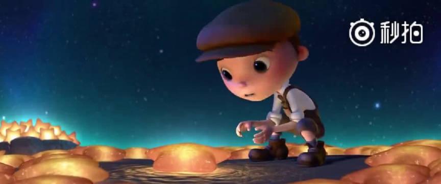 奥斯卡金像奖最佳动画短片:La Luna 月神