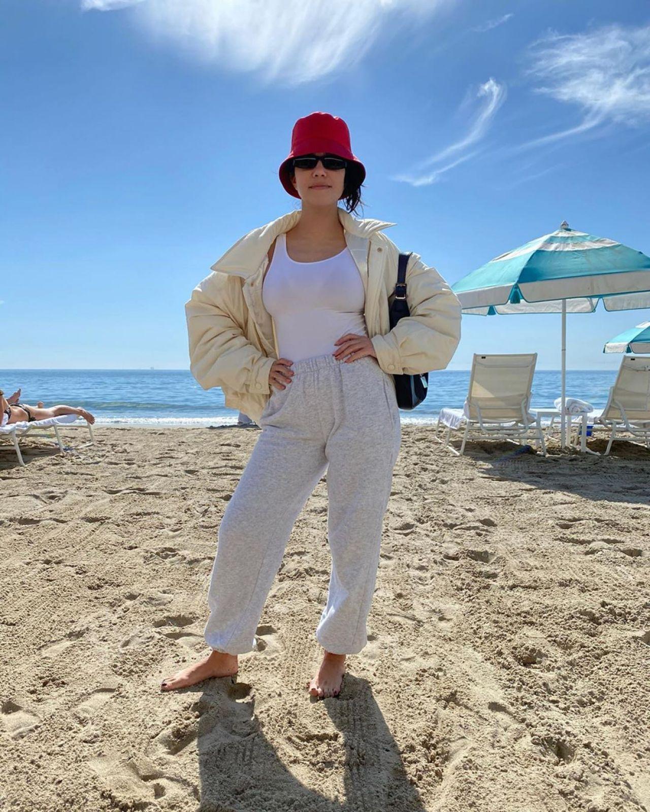 考特尼·卡戴珊(Kourtney Kardashian)–社交媒体照片02/21/2020