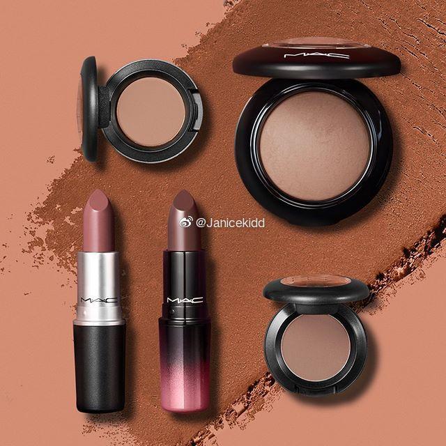 ✨  由MAC人气单品组合打造而成的三种妆容分享  - DRIED PEACH LOOK