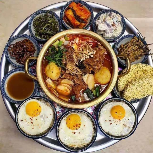 """见识""""大户人家""""的一日三餐,终于相信,韩国电视剧不全是套路"""