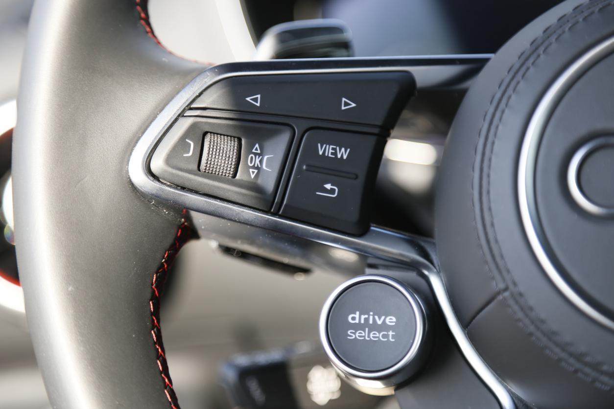 """试驾奥迪TT RS 2.5T Coupe 这才是""""小钢炮"""""""
