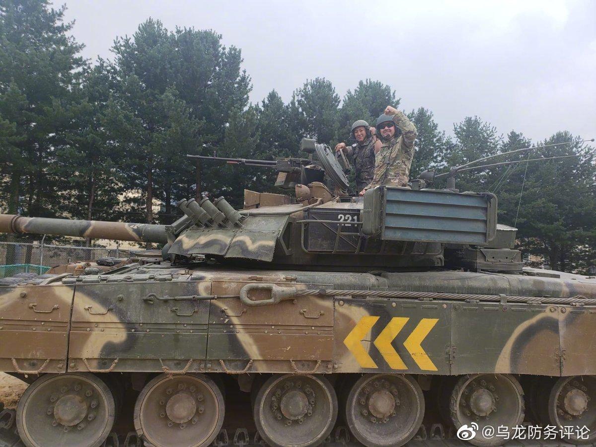 美军到韩军4S店(划去,第三装甲旅)