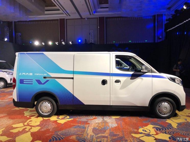 售12.69-18.17万元 上汽大通EV30上市