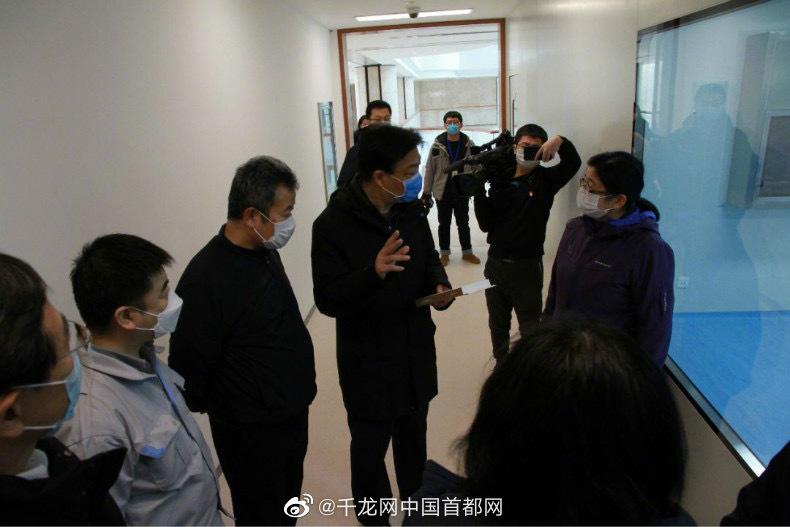 共筑长城,抗击疫情,北京市政协科技委在行动