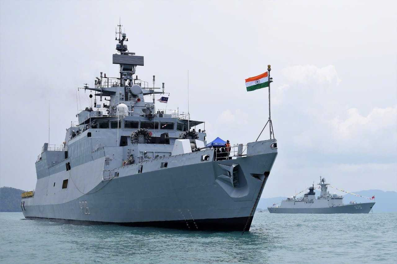 印度海军订购8艘轻型反潜战舰,单价逼近056配置相当于037