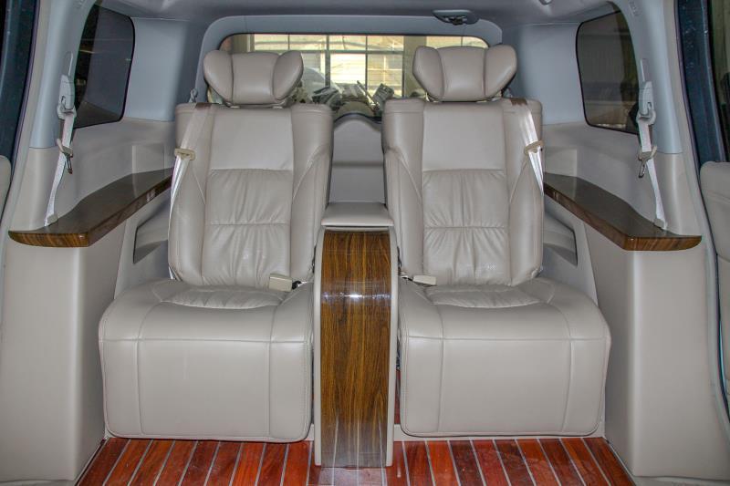 尼桑贵士也来升级,四座精致商务舱,内饰配置非常舒适