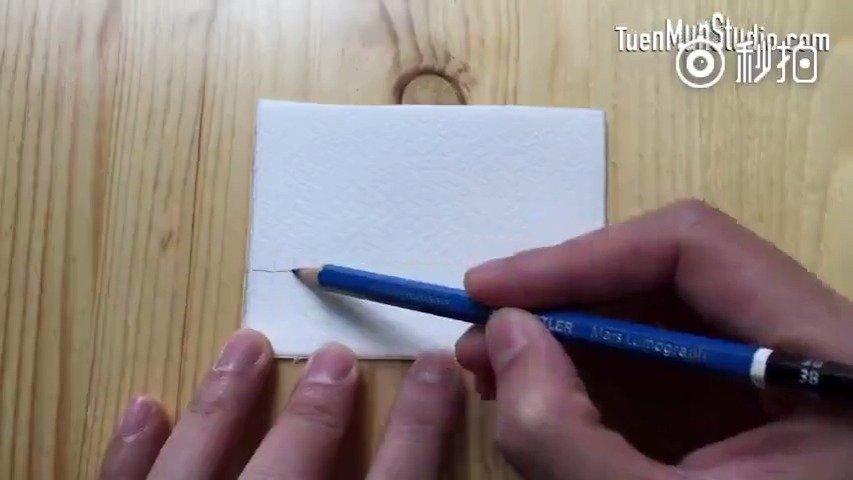 11种水彩风景画的入门技巧,实用的新手秘技~  cr.屯门画室
