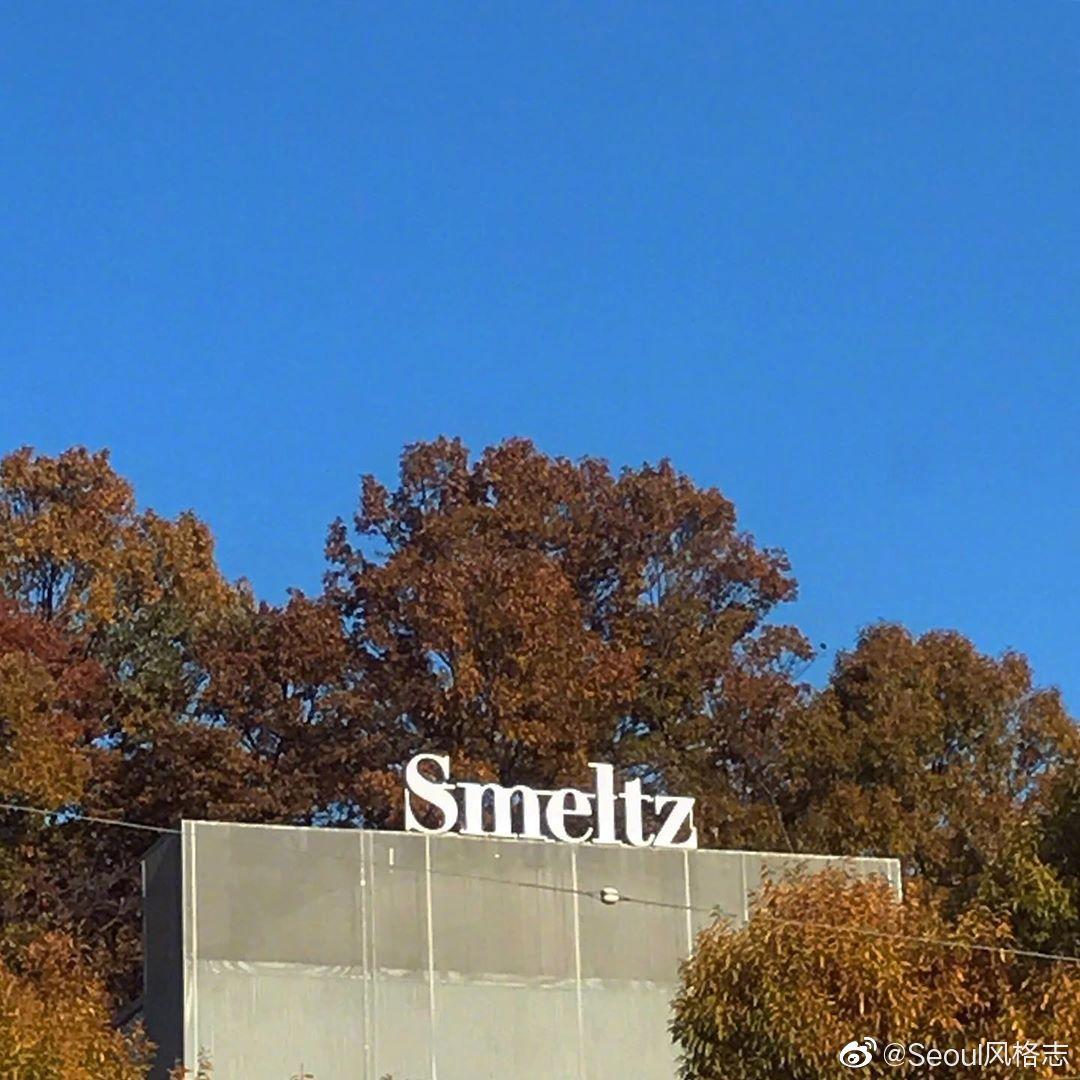 光州市的咖啡馆Smeltz迎来了一年中风景最美的秋天