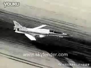 美利坚利器-X-29前掠翼验证机试飞