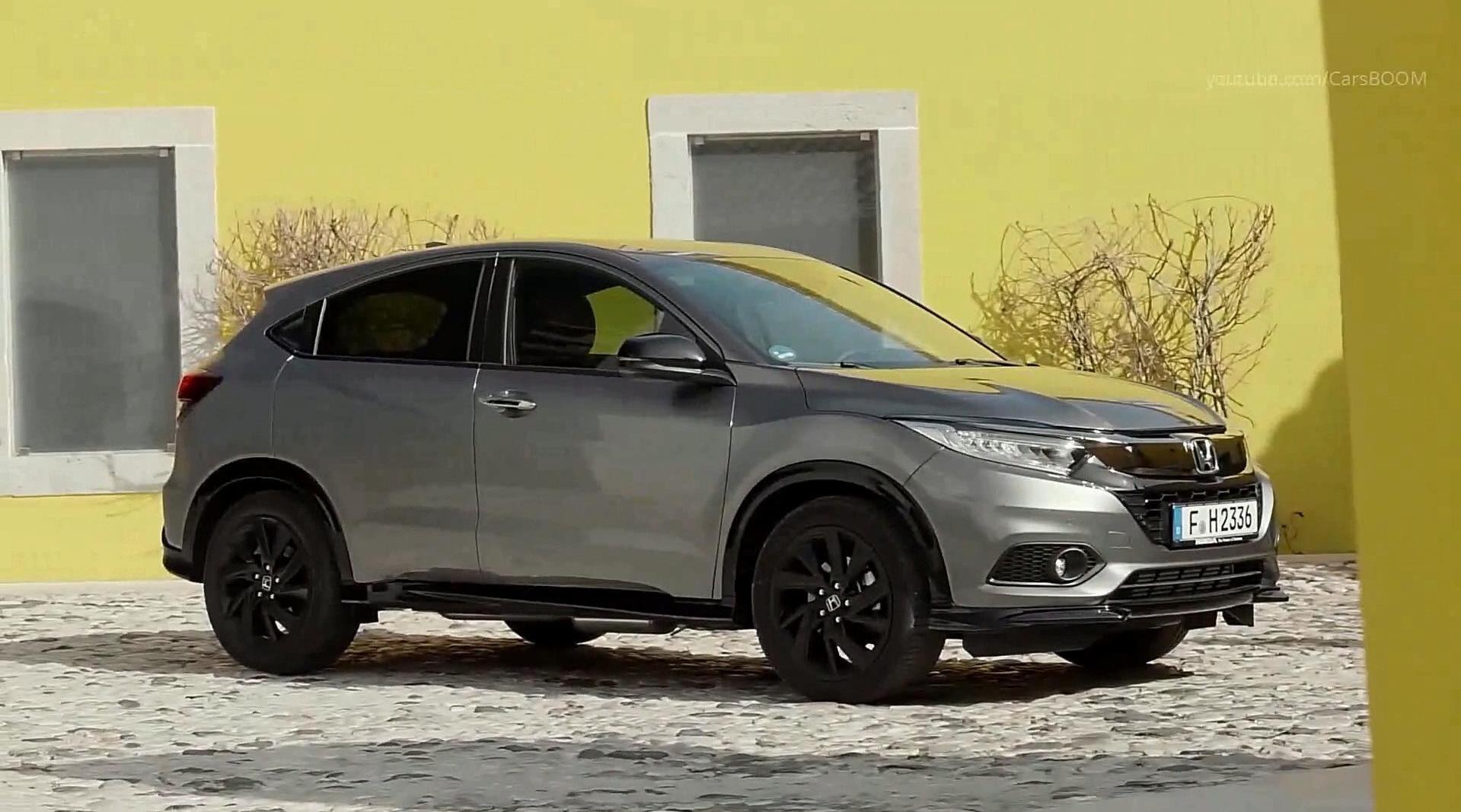 视频:2019款全新本田HR-V!本田旗下最复杂超小型SUV