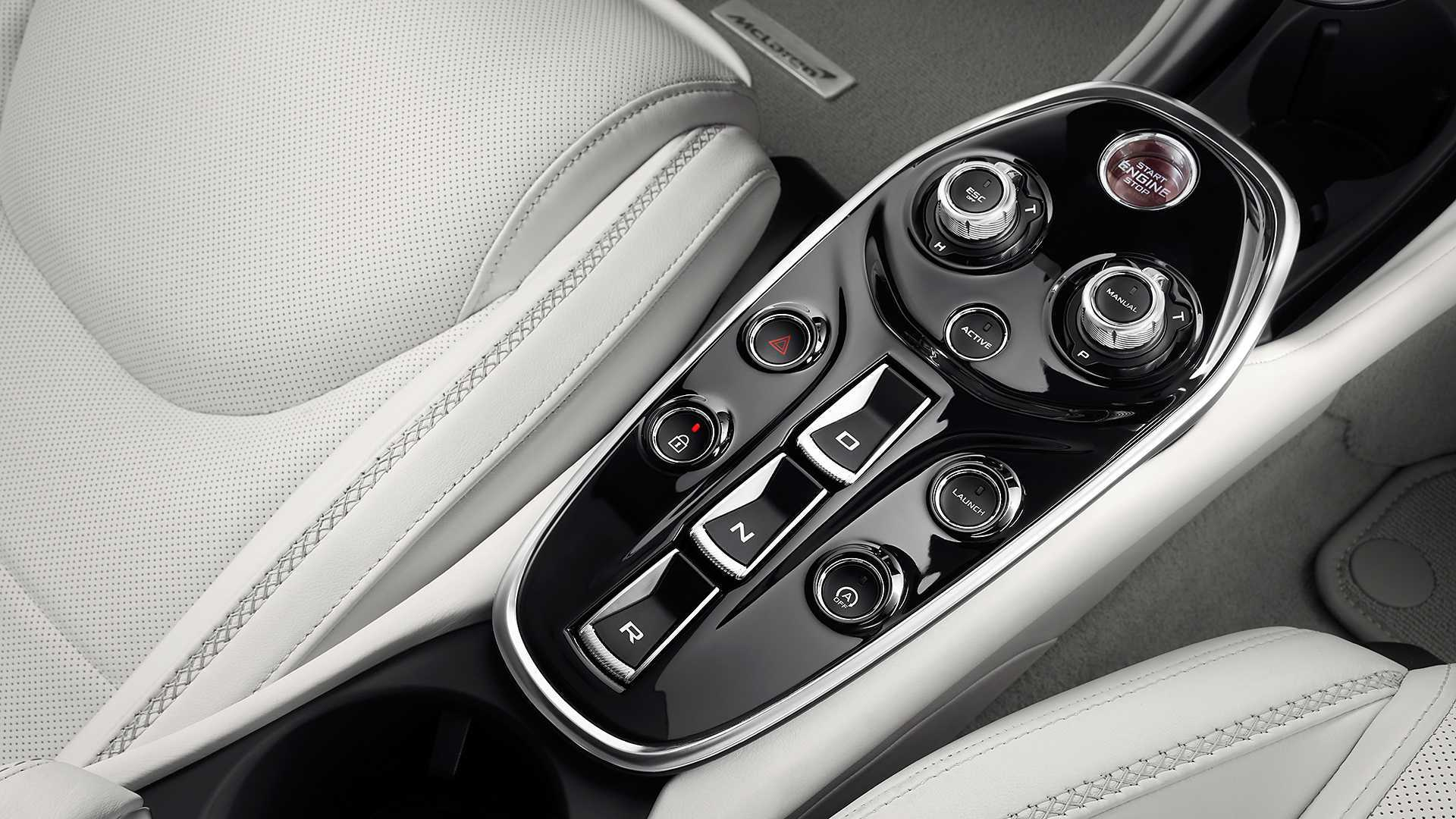 620马力迈凯伦GT发布!这是一款跑长途不再抱怨的跑车