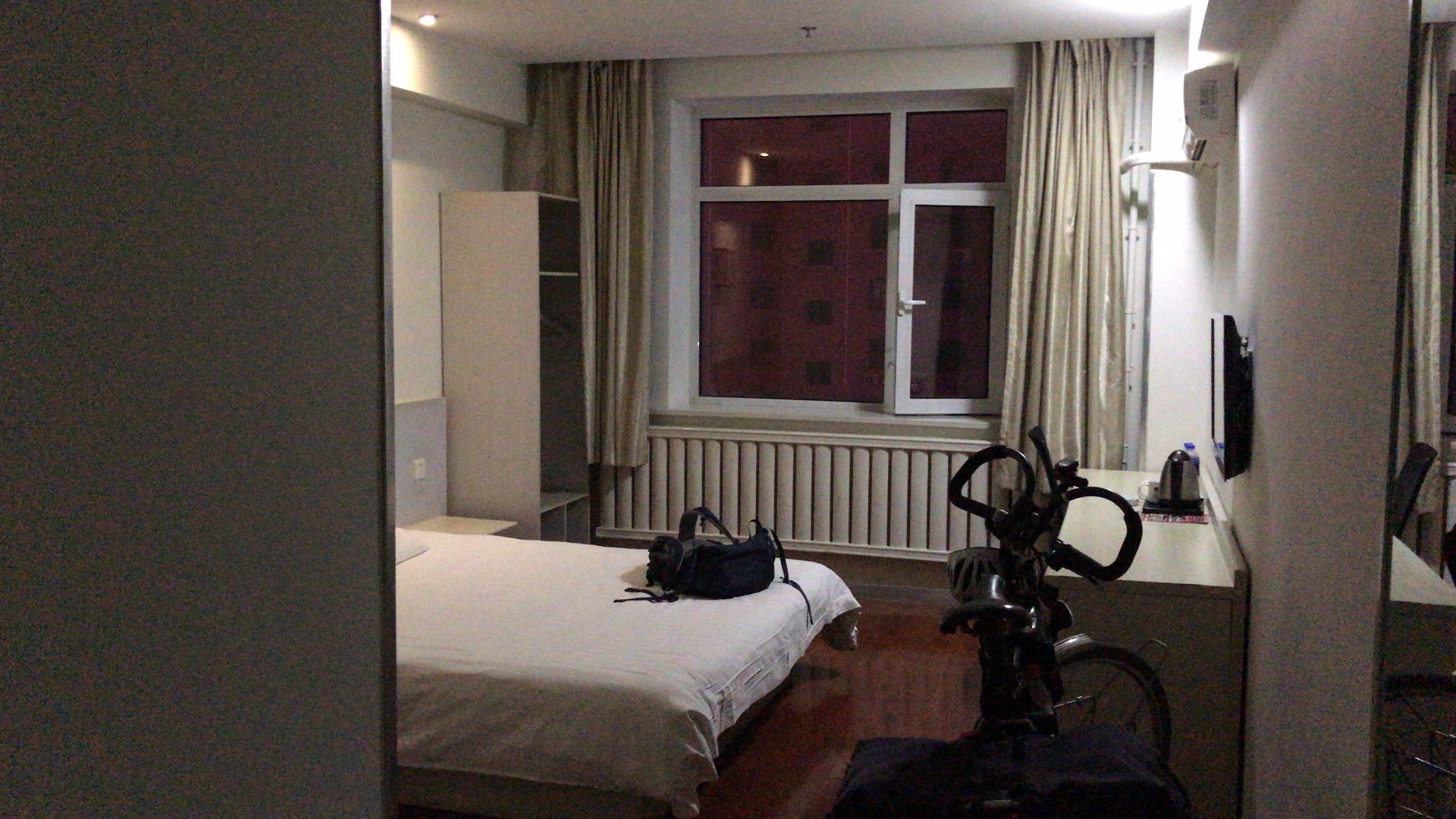 上海至海参崴骑行第24天,大连到瓦房店,105公里