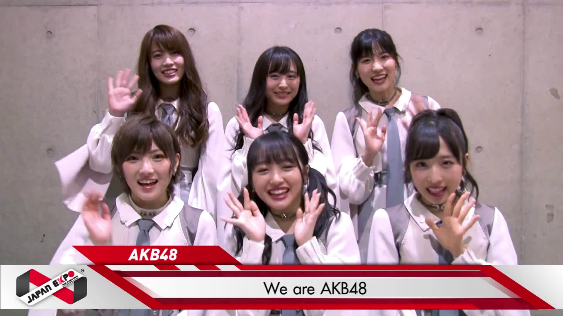 Shoutout from AKB48 Japan Expo Malaysia 2019