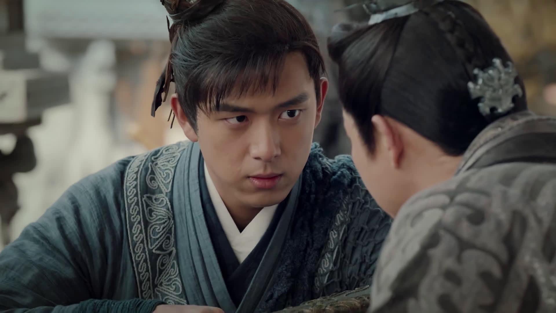 李现 刘奕君《剑王朝》丁宁的身份让蘅王起疑,为了试探