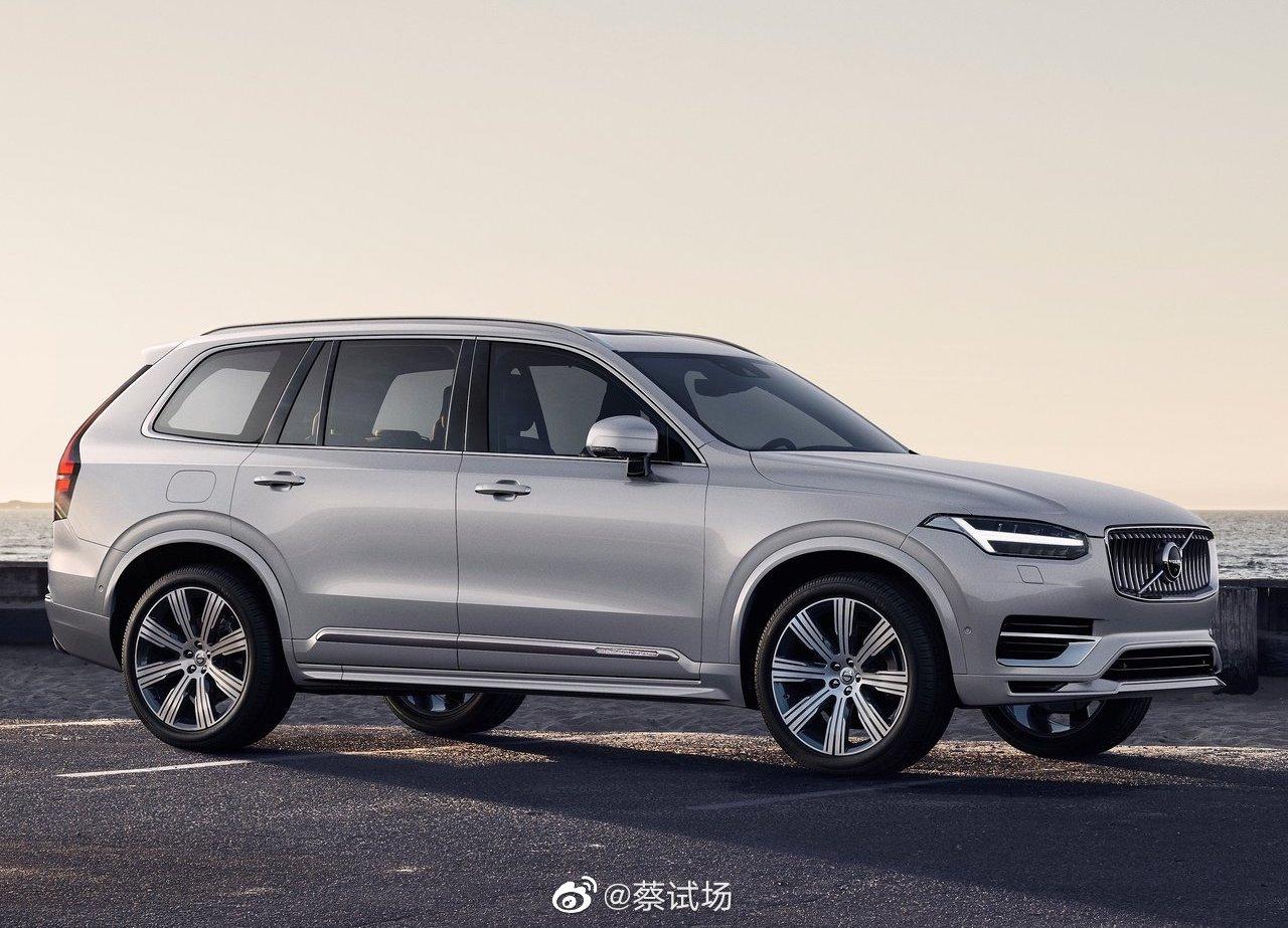 沃尔沃新车计划官方揭秘:沃尔沃CEO Hkan Samuelsson确认