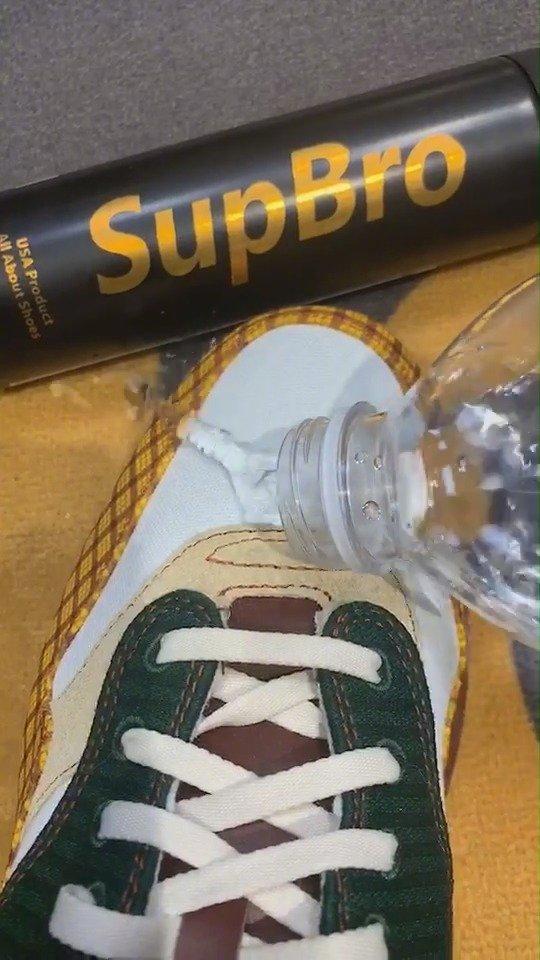 SupBro——超级纳米防水喷雾剂