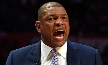 NBA也有真香定律!教练挑战助快船险胜,里弗斯:挑战对联盟有益