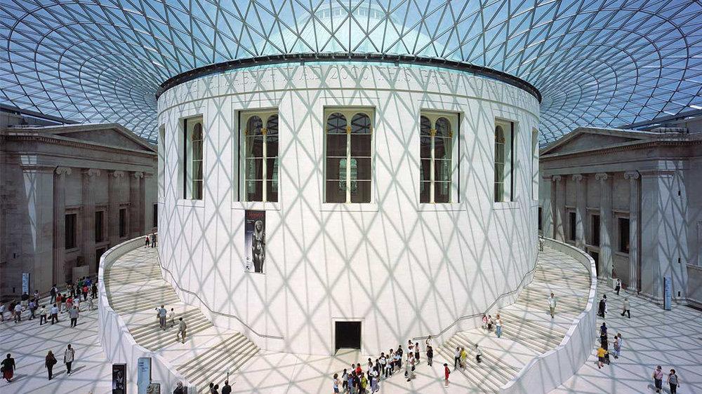 大英博物馆里的中国绝世文物