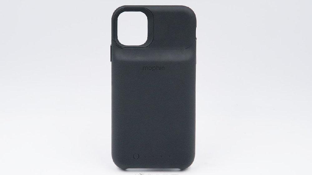抛弃数据线,轻装出行,mophie iPhone11系列背夹电池保护套评测
