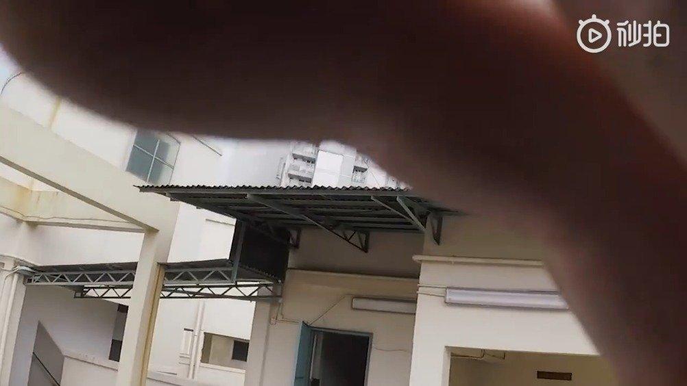 让人双腿发软的香港楼顶跑酷