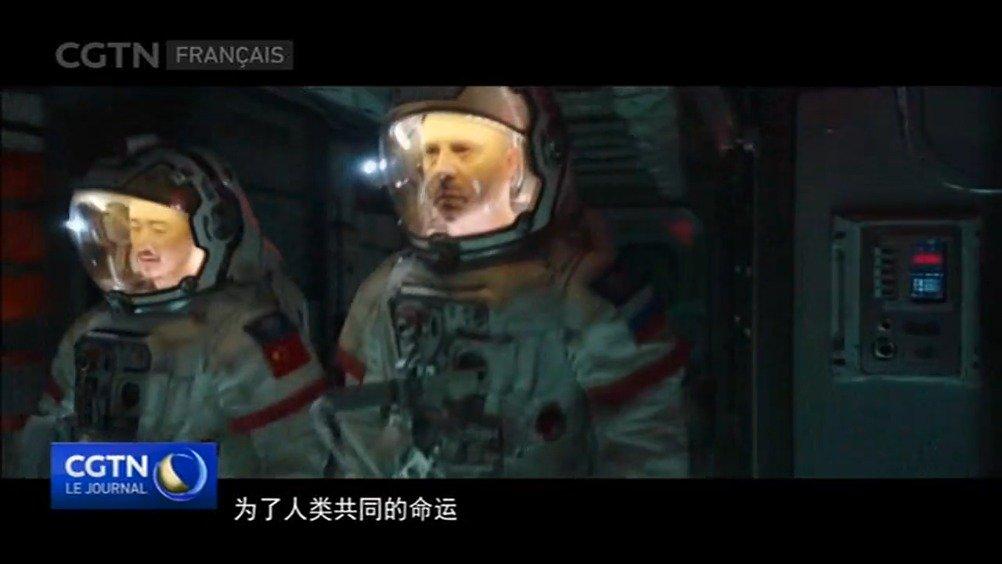 北京电影节获奖影片《流浪地球》导演郭帆专访 l'interview du Guo Fa
