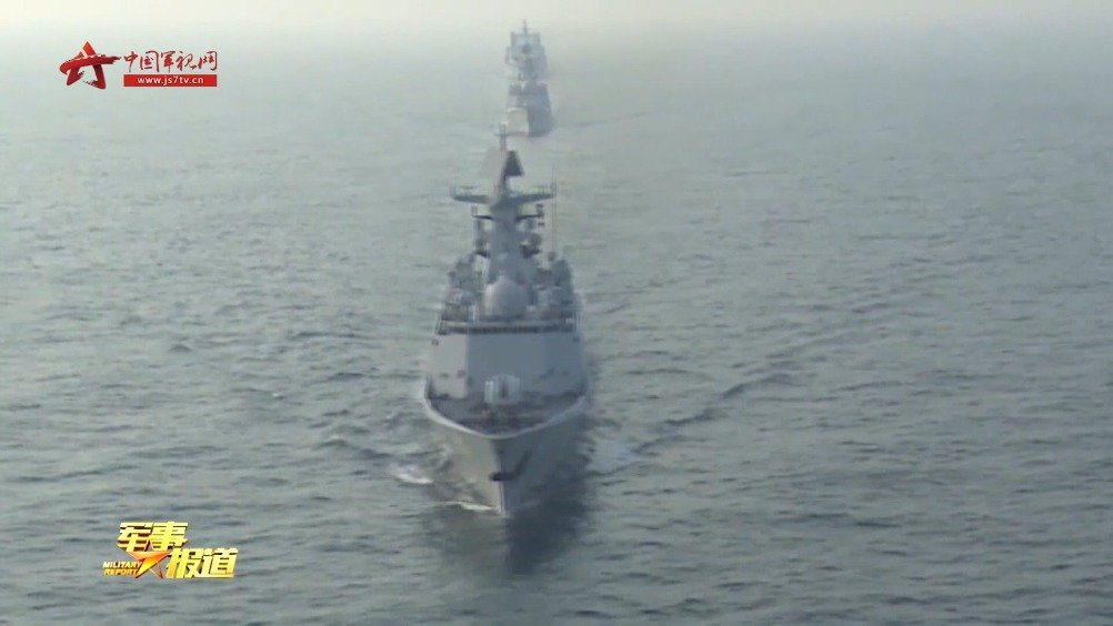 曝光!水中兵器试验鉴定部队工作画面