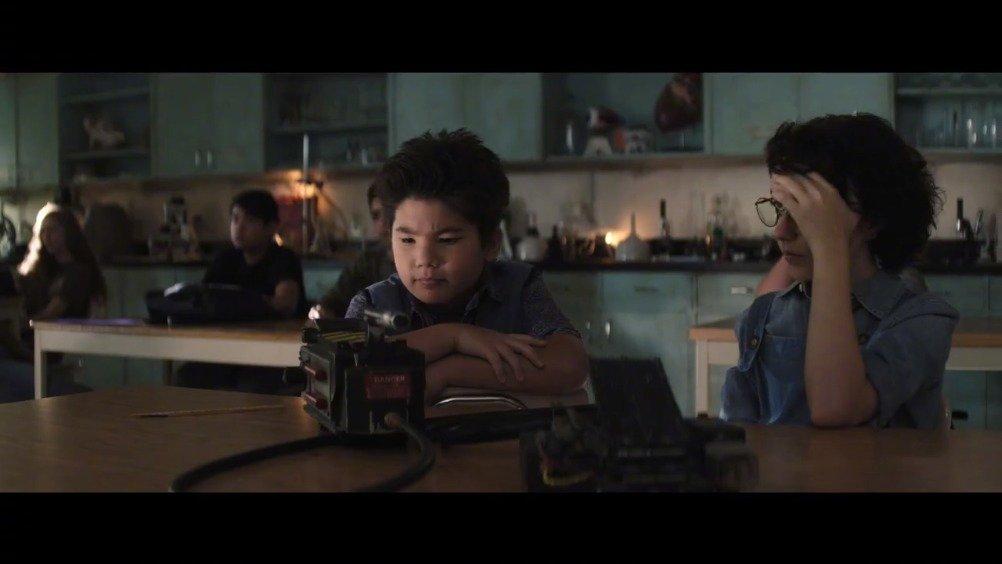 蚁人Paul Rudd和《怪奇物语》Finn Wolfhard主演《捉鬼敢死队