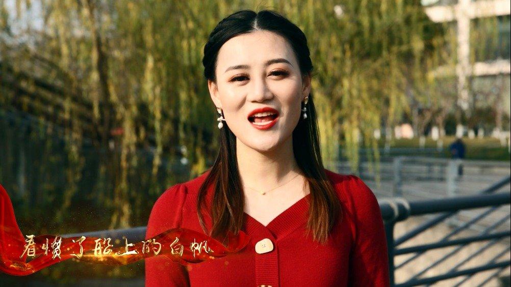 跟她一起唱!浙江广电集团八大主播、十佳歌手、民生996主持人花花