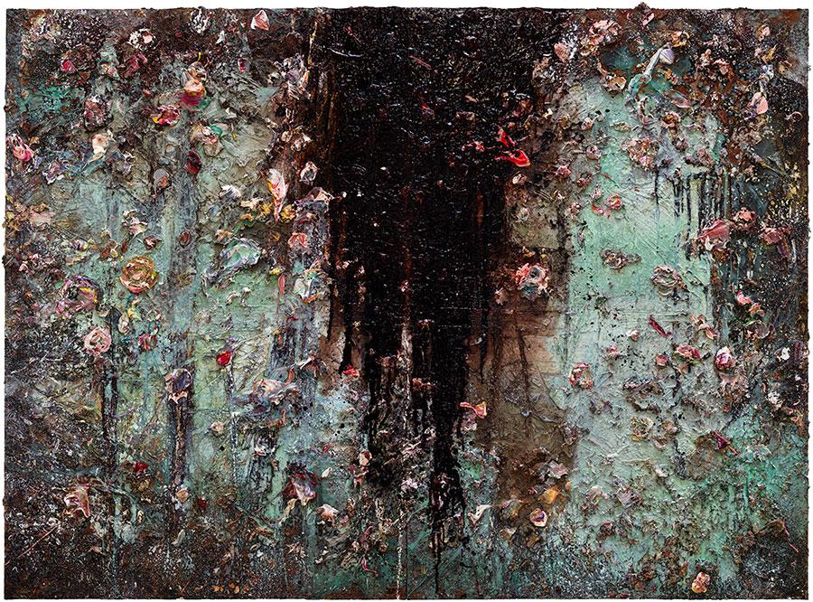 由冷至暖:安塞姆·基弗作品展,高古轩画廊。