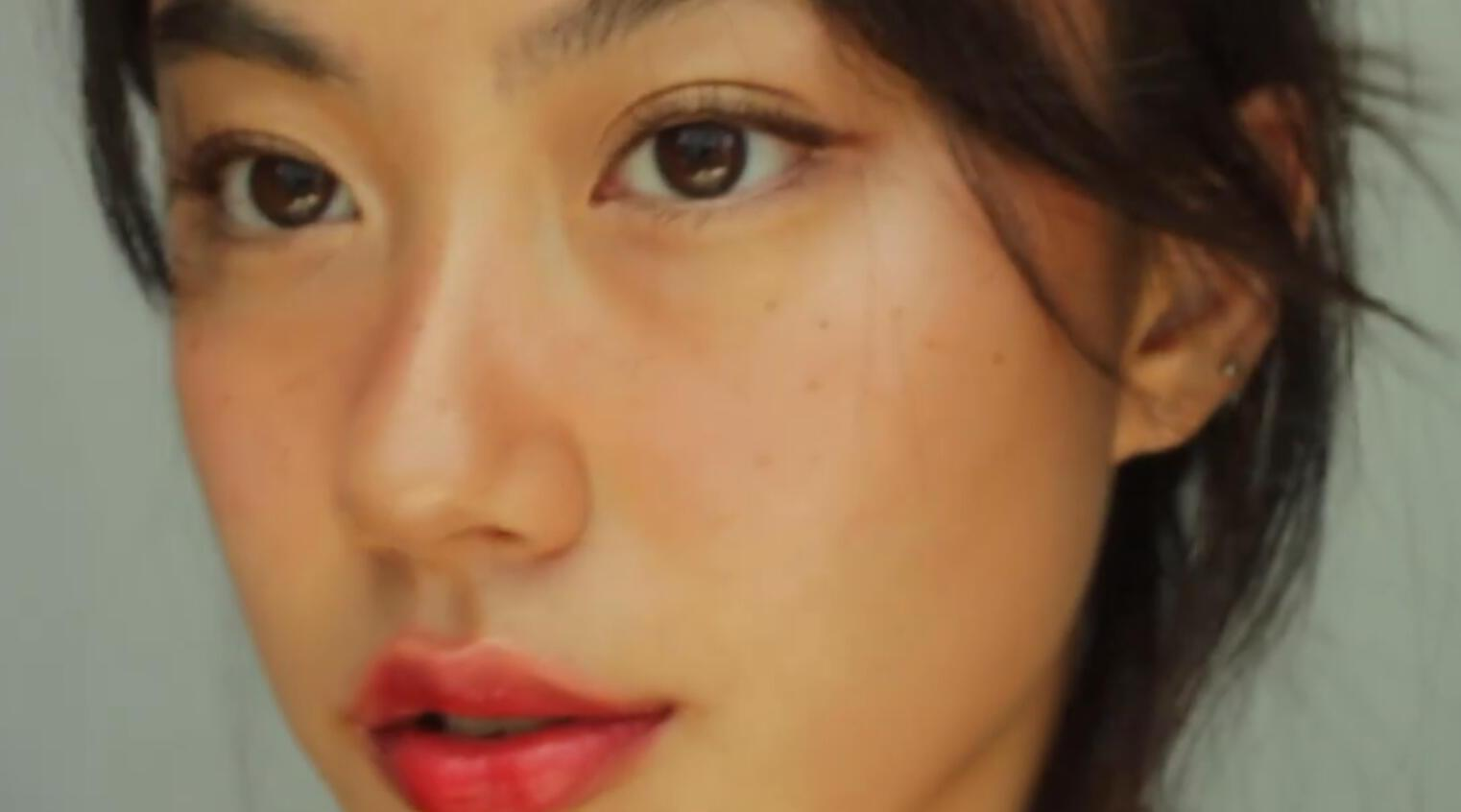 Sun-Kissed Makeup,发现健康小麦色肌肤的美,不依赖底妆遮瑕