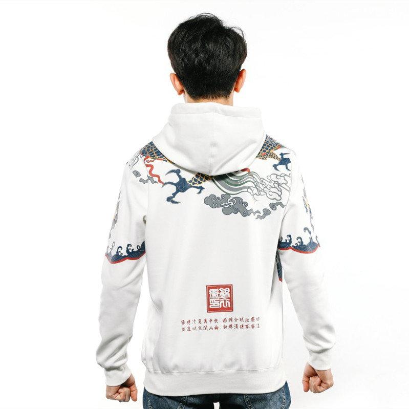 大明古风系列的文化T衫一直是许多军迷、历史迷的最爱