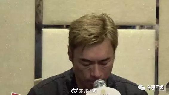 52岁许志安哭得像个宝宝,可这样的出轨真没法原谅!