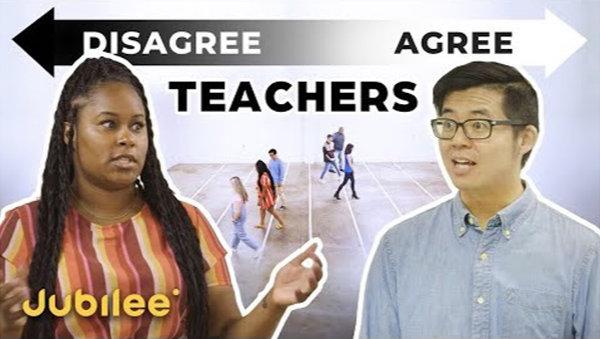 """每一位老师的信仰和价值观都是""""正确""""的吗"""