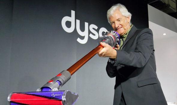 戴森首款新车曝光,没错,就是那个卖吸尘器卷发棒的戴森