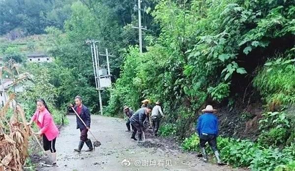 陕西安康:汉滨区大河镇加紧恢复生产降损失