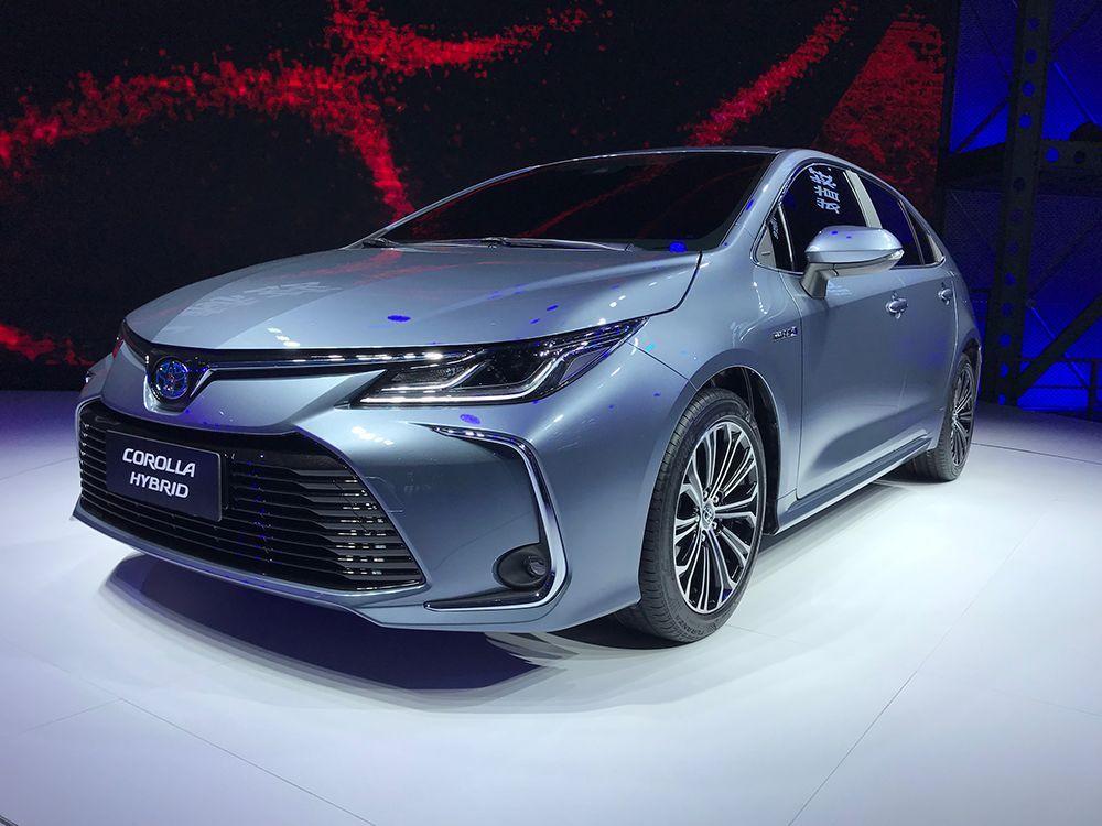 丰田大举进入车联网,雷凌和新卡罗拉都标配!国产品牌狼来了?